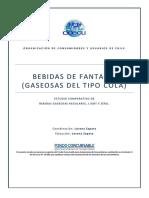 INFORME BEBIDAS GASEOSAS