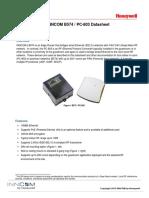 B574 PC 803 Datasheet