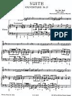 Bach_suite H-moll for Flute With Orchestra Versione Flauto e Piano
