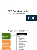 PMBOK Cost Management - By Skanchi