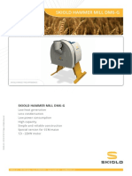 DM6 Hammer Mill Brochure