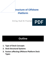 Kuliah 5_Deck Structure of Offshore Platform