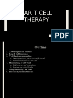CAR T Cell Therapes Review