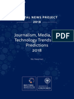 RISJ Trends and Predictions 2018 NN
