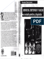 Minoicos, Cretenses y Vascos-Arnáiz, Alonso 1999
