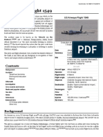 US Airways Flight 1549 - Wikipedia