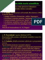Evoluzione delle teorie scientifiche