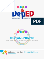 Dental Updates