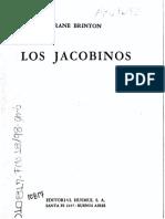 Los Jacobinos - Crane Brinton