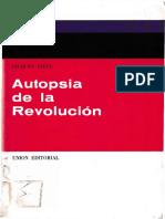 Autopsia de la Revolución - Jacques Ellul