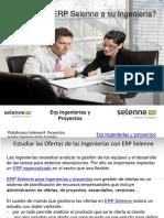 Estudiar las Ofertas de las Ingenierías con ERP Selenne