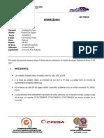 Informe Técnico Swissotel #02