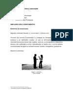 Tema 01 Elementos Da Comunicação
