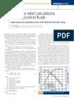 Fine-tune Relief Calculations