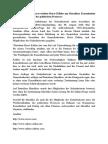 Der UNO-Sicherheitsrat Erbittet Horst Köhler Um Marokkos Konsultation Zur Wiederbelebung Des Politischen Prozesses