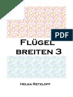 Flügel Breiten Band 3