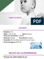 Bronquiolitis Caso Clinico.1
