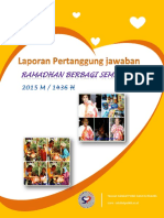 LPJ Ramadhan Berbagi Sembako 2015