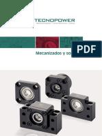 Tecnopower_Soportes-Mecanizado
