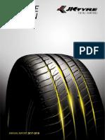 JK Tyre AR1 2017-18