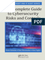 (Internal Audit and IT Audit) Kohnke, Anne_ Shoemaker, Dan_ Sigler, Kenneth-The Complete Guide to Cybersecurity Risks and Controls-CRC Press (2016)
