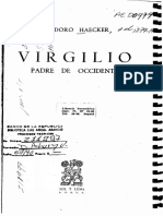 Virgilio. Padre de Occidente - Theodor Haecker
