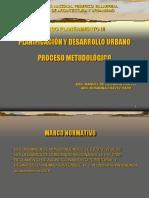 1 Planes Urbanos Proceso Metodológico 2017