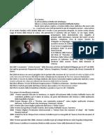 Biografia Romeo Castellucci