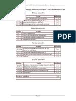 Plan Estudios Derecho Constitucional Maestria