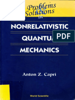 A. Z. Capri-Problems & Solutions in Nonrelativistic Quantum Mechanics-World Scientific (2002)