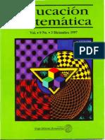Vol9-3 educacion matemática