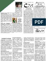 Boletín No. 17 CVX CUBA Septiembre 2010
