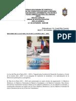 02.5. Res. Plan de la Patria 2013 - 2019 (24-06-2018)