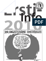 Ersti Info 2010