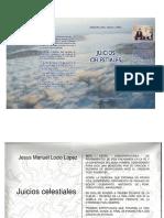 Juicios Celestiales - Jesus Manuel Locio Lopez - Libro Digital - Portalguarani