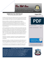 DCPU - CID Newsletter - August 2018