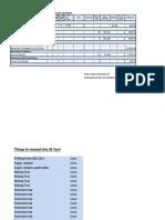 Workshop Shifting Estimation 2014