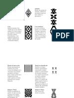 diseños mapuches