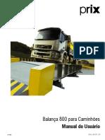 MU Balança 800 Para Caminhões - 3474365 - Rev. 02-01-18