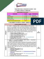 Planej. 2 Turma - ADM. PUBLICA - PrepUece - 08 a 14-05-2018