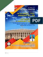 To PM-SC & ST POA & Reservation Amendment Draft Bills-1.pdf