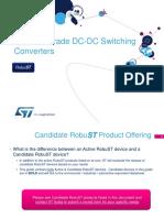 En.defense Grade DC-DC Switching Converters