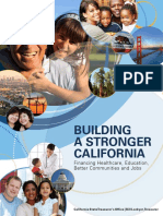 California Building a Stronger California Accomplishments