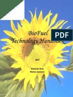 BioFuel Technology Handbook Short Version