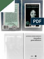 Gomez Robledo, Antonio - Estudios Pascalianos.pdf