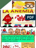 La Anemia Presentacion
