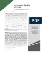 Relação do jovem em conflito com a lei e a escola.pdf