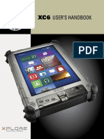 XC6 User Guide