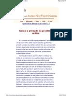 086 - KANTE E O PRIMADO DO PROBLEMA CRÍTICO.pdf
