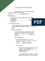 Elaboración de Claves Dicotómicas